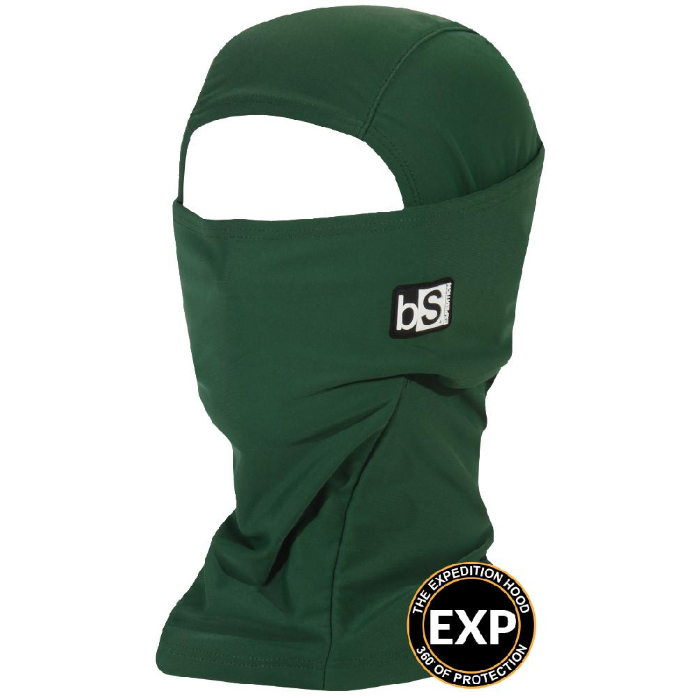 Blackstrap The Expedition Hood Solid Balaclava