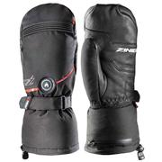 Zanier Alpine Pro Heated Mitts BLACK