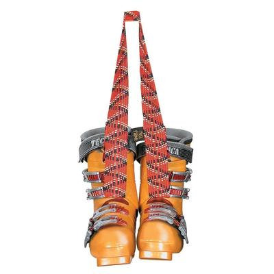 Fast Strap Spring-Loaded Ski Boot Straps
