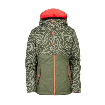 686 G SCARLET INSULATED JACKET