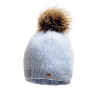 Starling Firebird Pom Wool Beanie