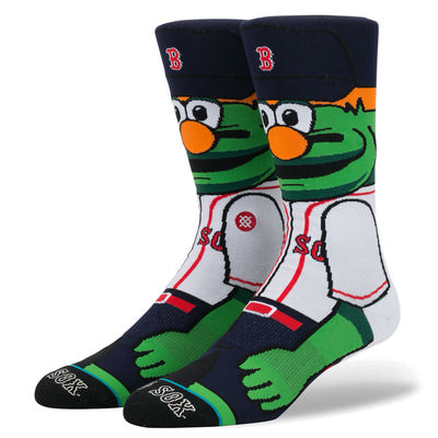 Stance Wally The Green Monster Socks