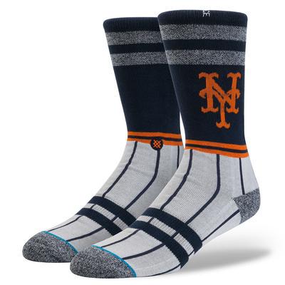 Stance Mets Crew Socks Men's