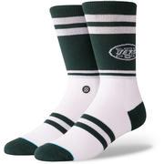 Stance Jets Sideline Socks GREEN