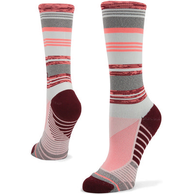 Stance Plank Training Crew Socks Women's
