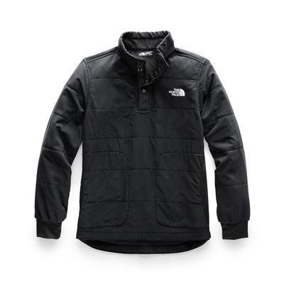 The North Face Mountain Sweatshirt 1/4 Snap Neck Boys'
