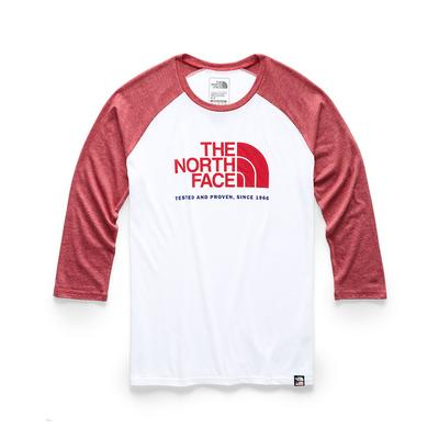 The North Face 3/4 Americana Tri-Blend Baseball Tee Women's