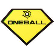 One-Ball Super Wax Scraper YELLOW