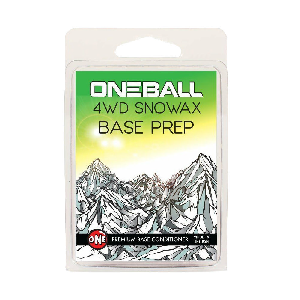 One- Ball 4wd 165g Base Prep Snow Wax