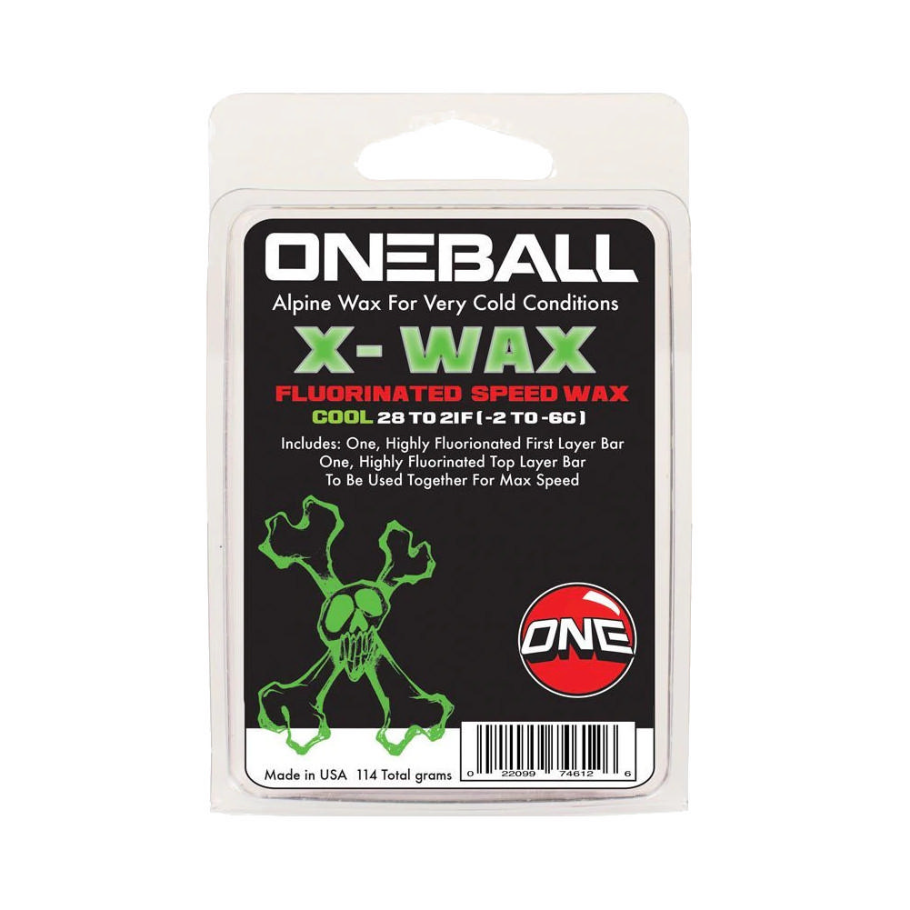 One Ball Jay X- Wax Cool With Graphite Bar (28- 21f)