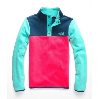 The North Face Glacier 1/4 Snap Fleece Girls'
