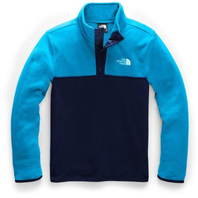 The North Face Glacier 1/4 Snap Fleece Boys'