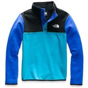 The North Face Glacier 1/4 Snap Fleece Toddler Boys' TURQUOISE BLUE