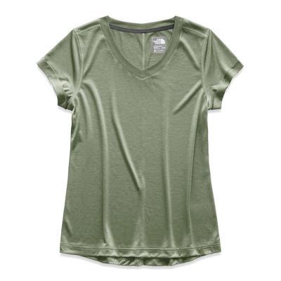 The North Face Hyperlayer Flash Dry Short Sleeve V-Neck Women's
