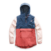 The North Face Fanorak 2.0 Anorak Women's SPICED CORAL MULTI