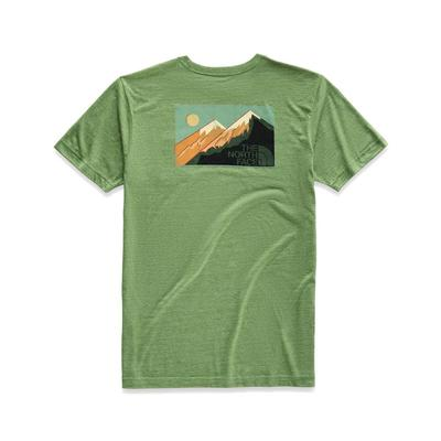 The North Face Short Sleeve Gradient Desert Tri-Blend Pocket Tee Men's