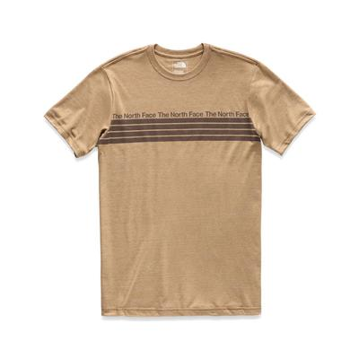 The North Face Short Sleeve Vintage Pyrenees Tri-Blend Tee Men's