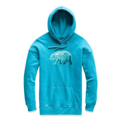 The North Face Bearscape Tri- Blend Pullover Hoodie Women's