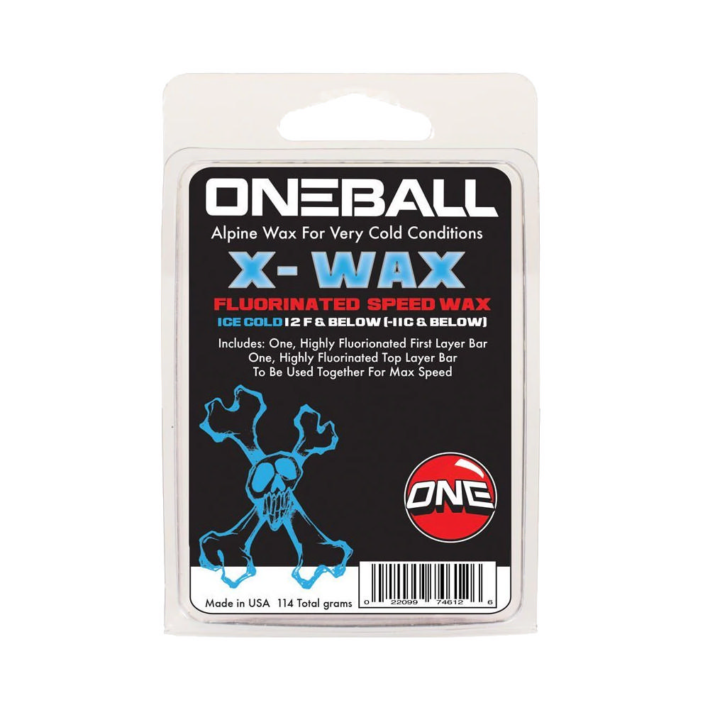 One- Ball X- Wax 110g Ice Snow Wax