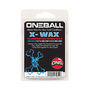 One-Ball X-Wax 110G Ice Snow Wax BLUE