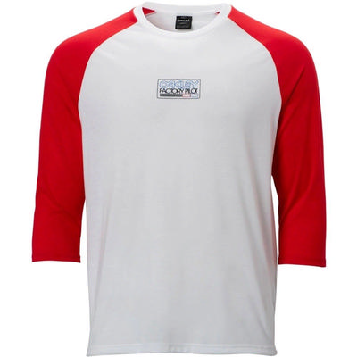 Oakley Factory Pilot Rubber Patch 3 Quarter T-Shirt Men's