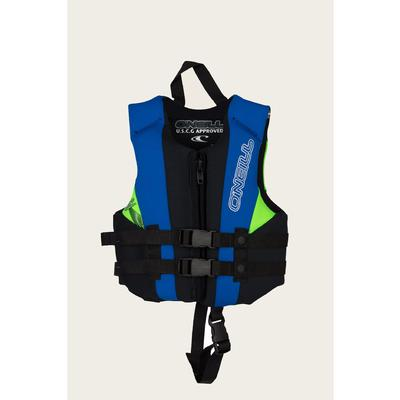 O`Neill Reactor Full Zip USCG Life Vest Child
