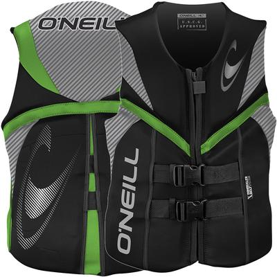 O`Neill Reactor Full Zip USCG Life Vest Men's