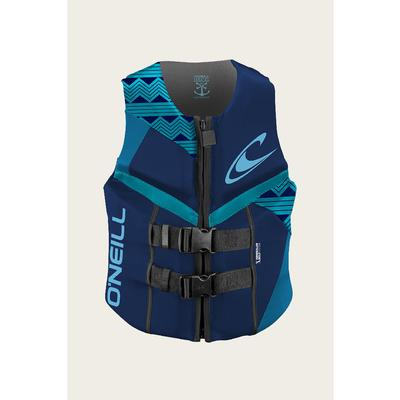 O`Neill Reactor Full Zip USCG Life Vest Women's