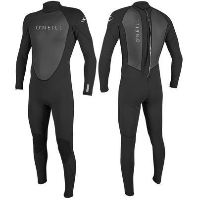 Oneill Reactor-2 3/2mm Back Zip Full Wetsuit Men's