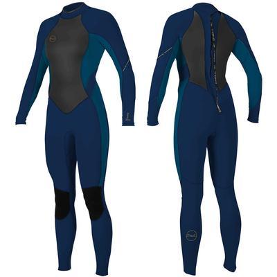 Oneill Bahia 3/2mm Back Zip Full Wetsuit Women's