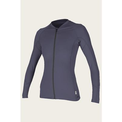 O`Neill Front-Zip Long Sleeve Sun Shirt Women's