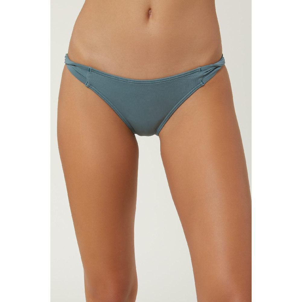 O ' Neill Salt Water Solids Twist Tab Bikini Bottoms Women's
