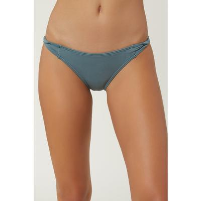 O'Neill Salt Water Solids Twist Tab Bikini Bottoms Women's