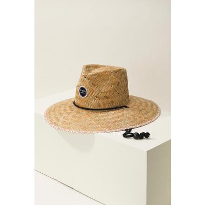 O'Neill Sun Road Printed Straw Sun Hat Women's