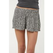 O'Neill Remy Woven Shorts Girls' BLACK