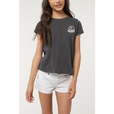 O'Neill Water Lines Nashville Tee Girls'