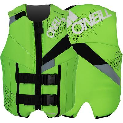 O`Neill Reactor Full Zip USCG Life Vest Teen