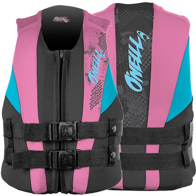 O'Neill Youth Reactor USCG Life Vest Kids'