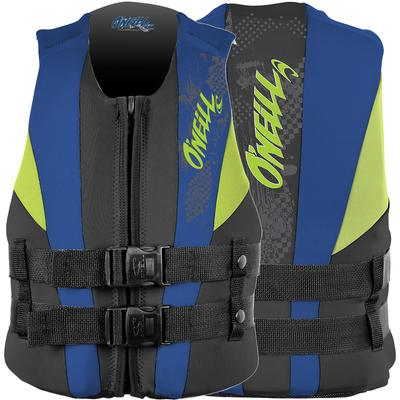 O`Neill Reactor Full Zip USCG Life Vest Youth