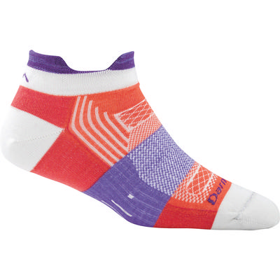 Darn Tough Vermont Pulse No-Show Tab Light Cushion Socks Women's