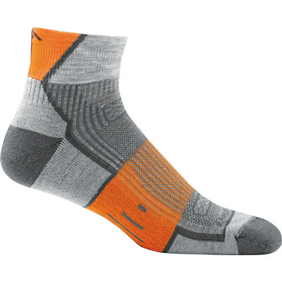 Darn Tough Vermont Grit 1/4 Light Cushion Socks Men's