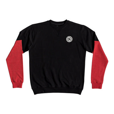 DC Shoes Rebel Sleeveblok Sweatshirt Men's