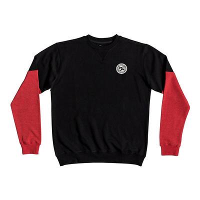 DC Shoes Rebel Sleeveblok Sweatshirt Men's