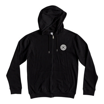 DC Shoes Rebel Zip-Up Hoodie Men's