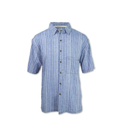 Purnell Short-Sleeved Striped Shirt Men's