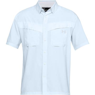 Under Armour UA Tide Chaser Short Sleeve Button Up Shirt Men's