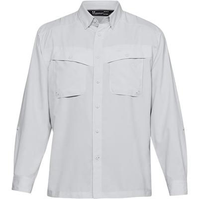 Under Armour UA Tide Chaser Long Sleeve Button Up Shirt Men's