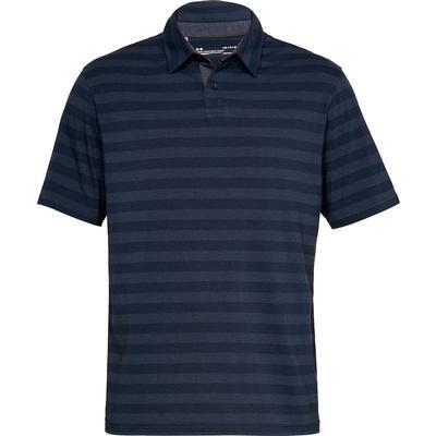 Under Armour Charged Cotton Scramble Stripe Polo Shirt Men's