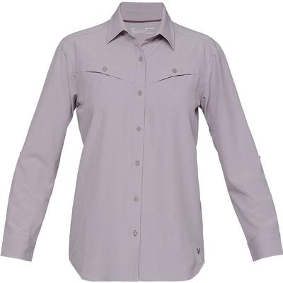 Under Armour Tide Chaser Long Sleeve Button Up Shirt Women's