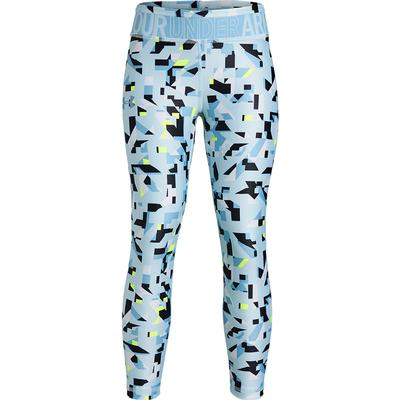 Under Armour Armour HeatGear Printed Ankle Crop Girls'
